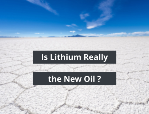 Is Lithium Really the New Oil?